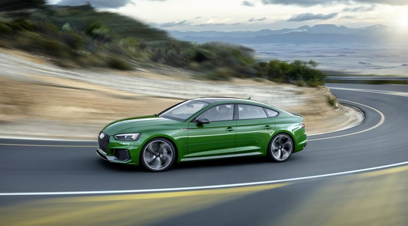 Audi RS 5 Sporback