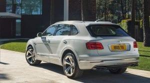 Se filtra el Bentley Bentayga Hybrid