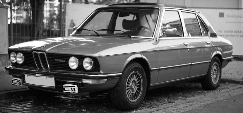 BMW E12 5