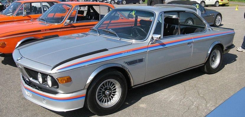BMW E90 3.0 CSL - primera serie