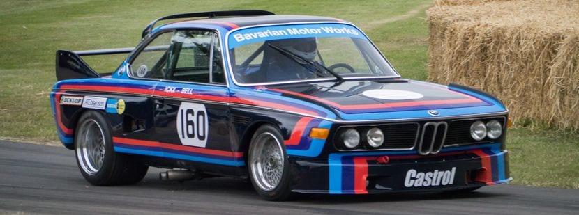 BMW E09 3.0 CSL - tercera serie