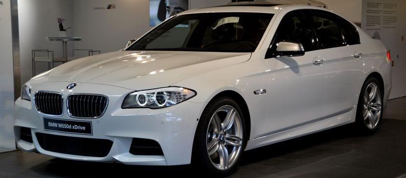 BMW F10 M550d xDrive