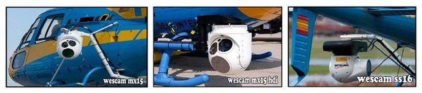 La DGT usa tres tipos de cámara, pero solo la MX15 sirve para Pegasus