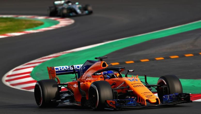 GP de Australia McLaren MCL33