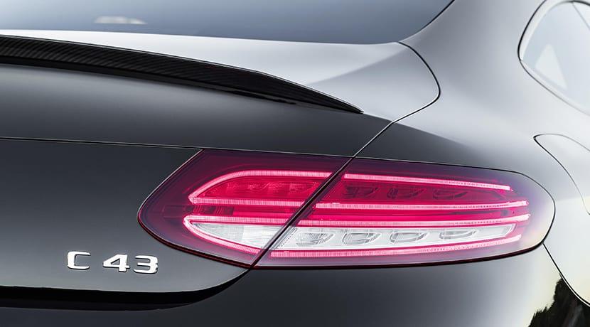 Mercedes-AMG C 43 Coupé y Cabrio