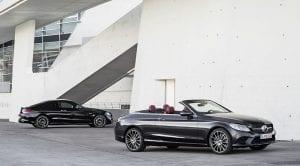 Mercedes Clase C Cabrio y Coupé