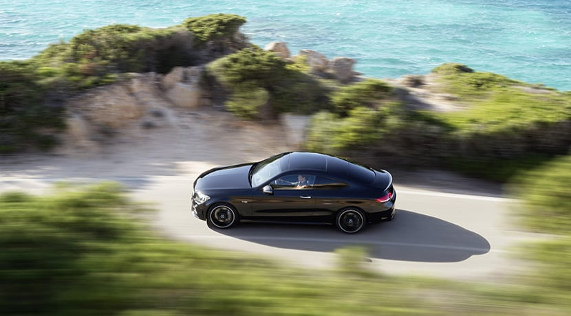 Mercedes Clase C Coupe AMG 43