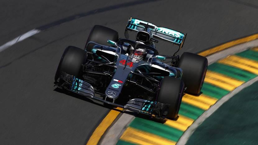 Mercedes F1 2018