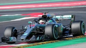 Mercedes GP Australia F1 2018