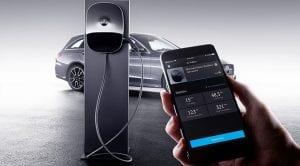 Modelos híbridos enchufables diésel de Mercedes