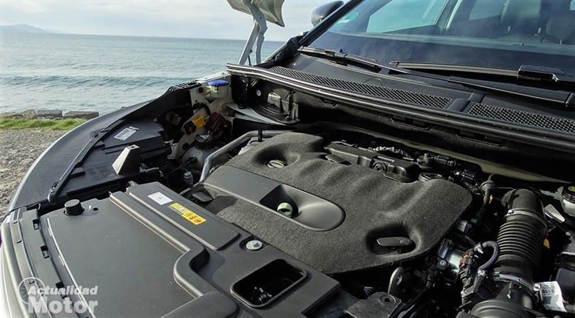 Prueba Opel Grandland X 2.0 diesel 177 CV