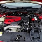 Prueba Honda Civic Type R motor VTEC Turbo