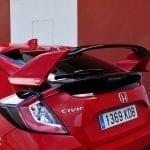 Prueba Honda Civic Type R detalles exteriores