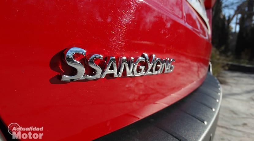 Prueba SsangYong Korando