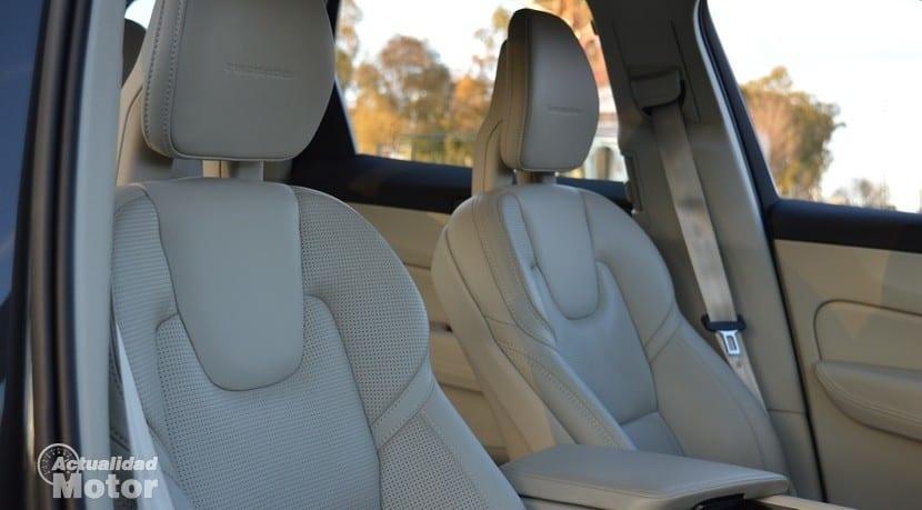 Prueba Volvo XC60