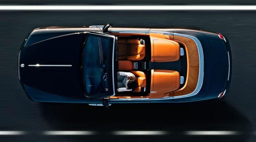 Rolls Royce división de encargos a medida