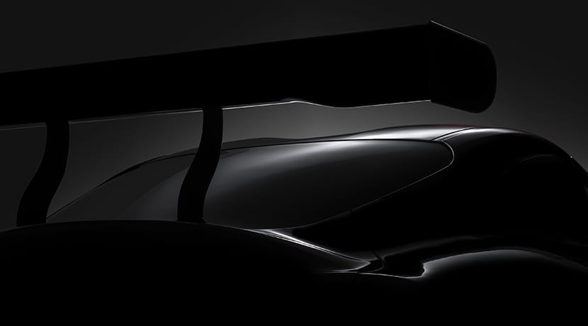 Teaser del prototipo Toyota Supra