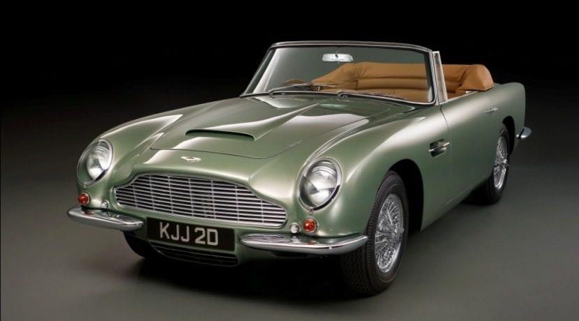 Aston Martin Vantage Volante Superleggera