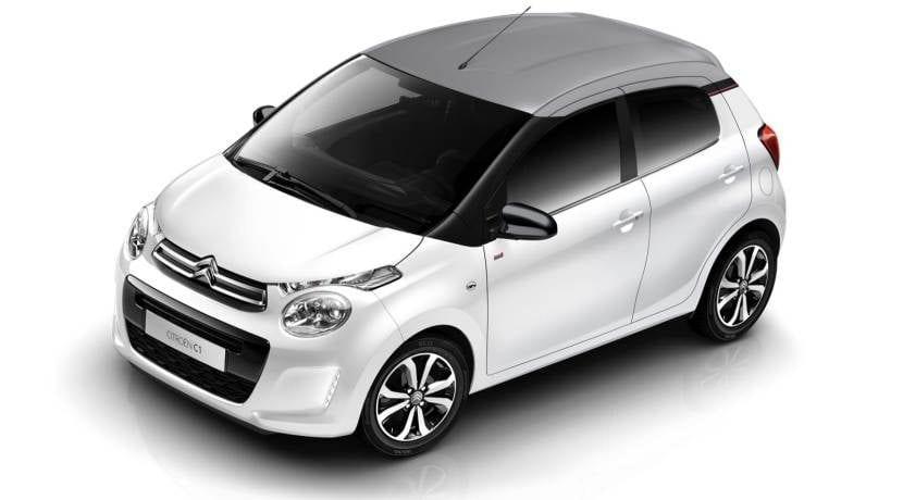 Citroën C1 ELLE