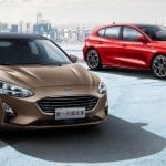 Ford Focus Sedan 2019