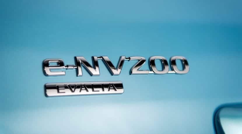 Nissan Evalia NV200 eNV200