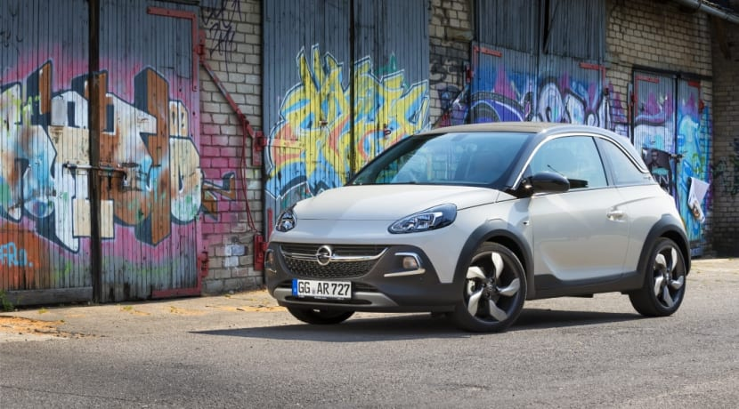 Opel Adam - Adam Rocks