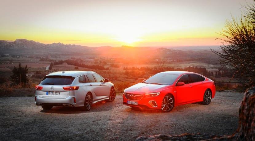 Opel Insignia GSi Sports Tourer Insigna GSi Grand Sport