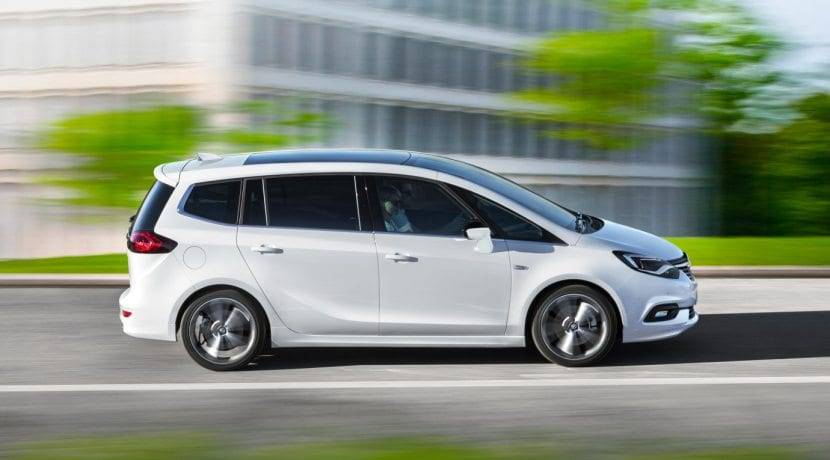 Opel Zafira Ficha Tcnica Prueba Dinmica Gama Mecnica Y Precios