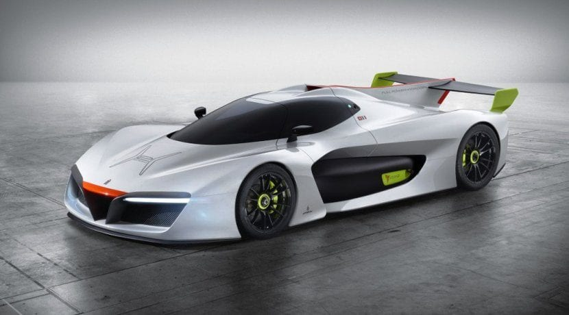 Automobili Pininfarina H2 Speed