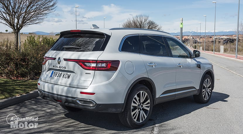 Prueba Renault Koleos Initiale Paris