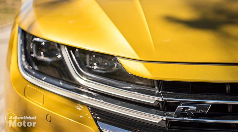 Prueba Volkswagen Arteon R-Line