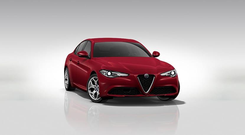 Alfa Romeo Giulia Executive