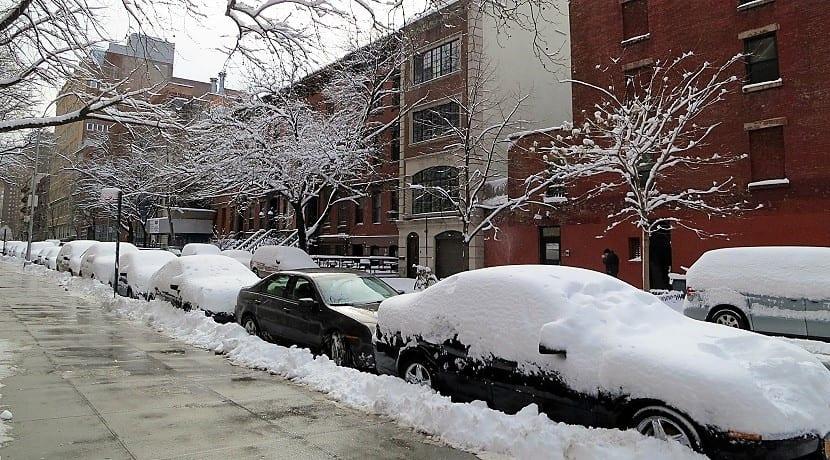 Cómo arrancar el coche en frío
