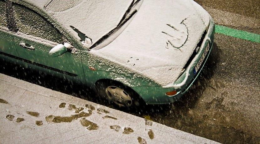 Arrancar el coche enfrío Consejos