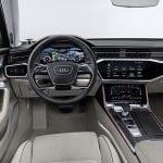 Audi A6 Avant puesto de conducción
