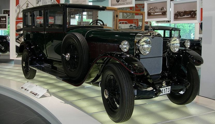 Audi Typ M