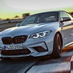 BMW M2 Competition exterior