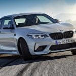 BMW M2 Competition derrape