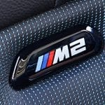 BMW M2 Competition detalle interior