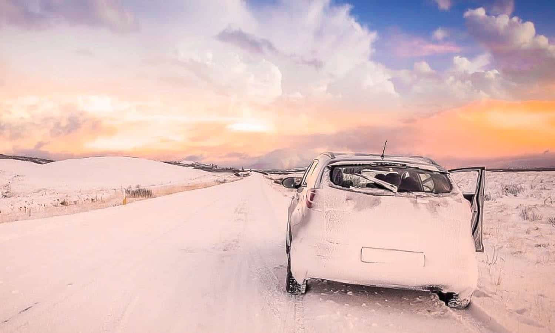 Arrancar el coche en frío