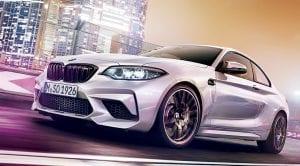 Filtrado el BMW M2 Competition