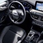 Equipamiento del Ford Focus 2018