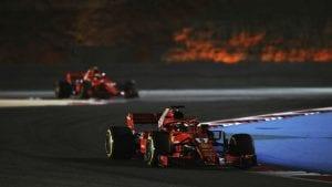 Ferrari GP de Bahrein 2018