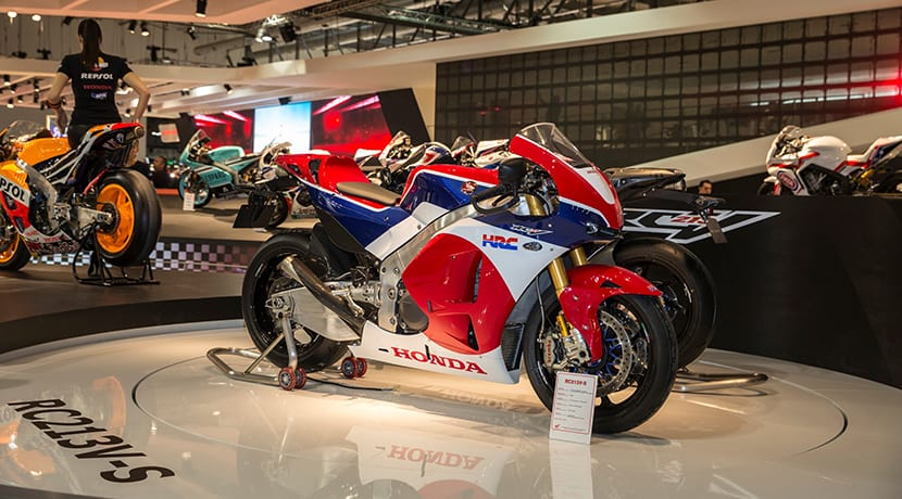 Moto Honda RC213V-S