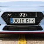 Parrilla del Hyundai i30 N