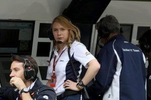 Ingeniera Sauber F1