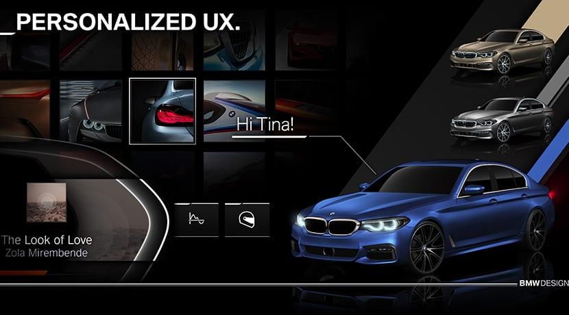Nuevo cuadro de instrumentos digital BMW