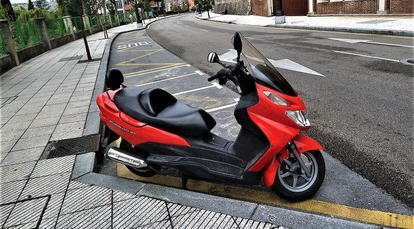 Motocicleta 125 cc - Permiso de conducir A1