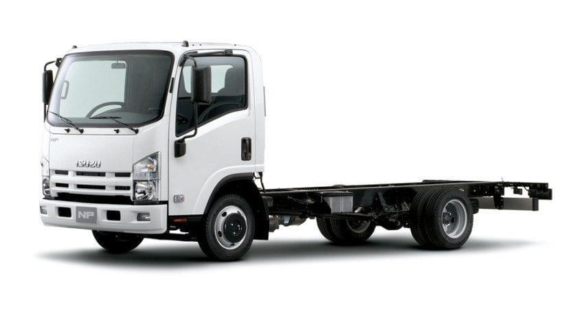 Camión de hasta 7,5 toneladas - Permiso de conducir C1