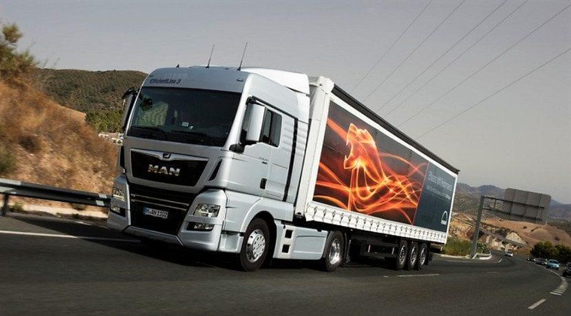 Camión - Permiso de conducir C+E
